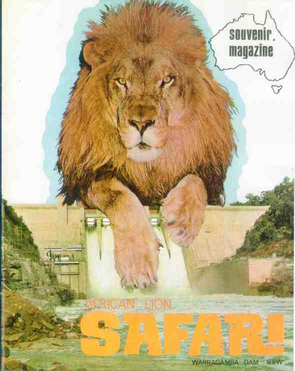 African Lion Safari Souvenir Magazine