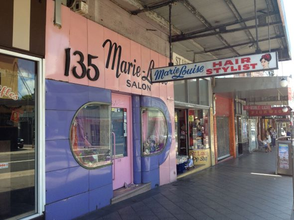 Marie Louise Salon Enmore