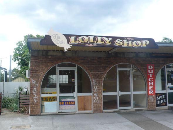 Warragamba Lolly Shop