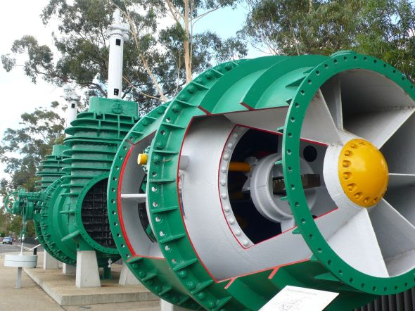 Warragamba needle valve