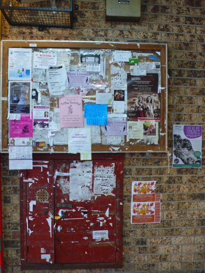 Summer Hill Community Noticeboard