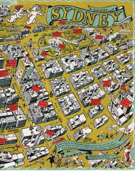 1950 map detail
