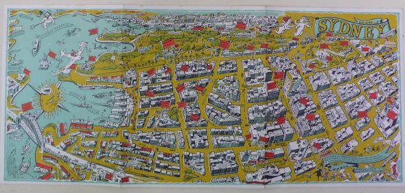 1950 Sydney