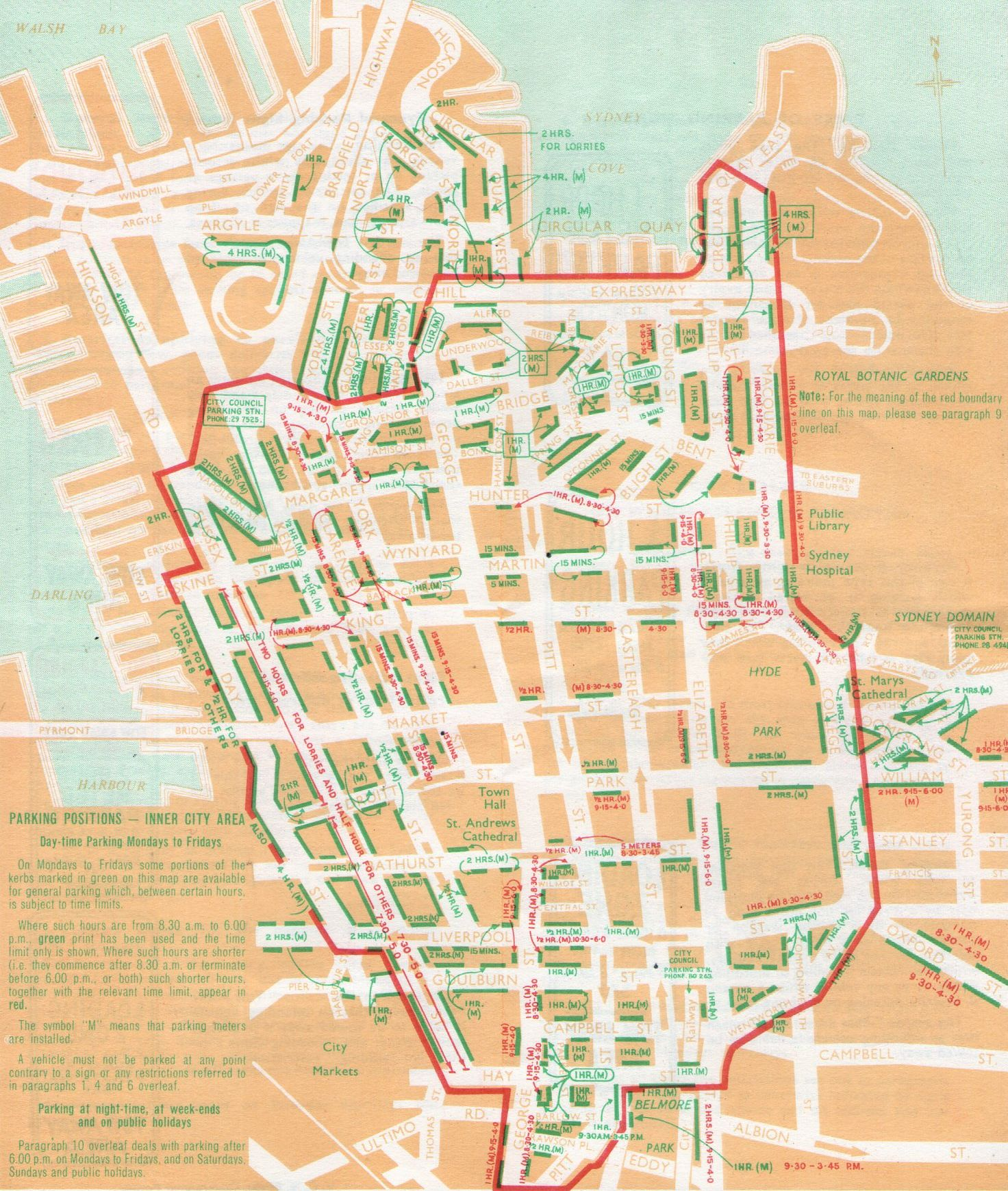 A Short History of Sydney Cartography