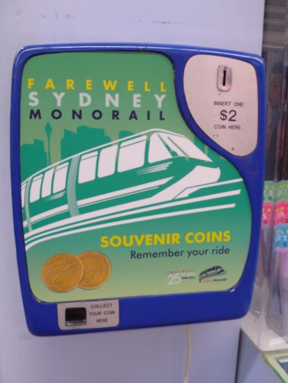 farewell coin
