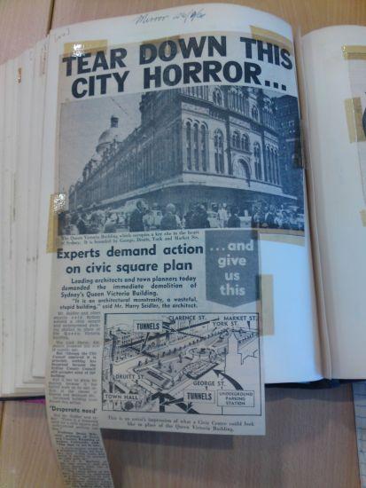 Tear Down This City Horror