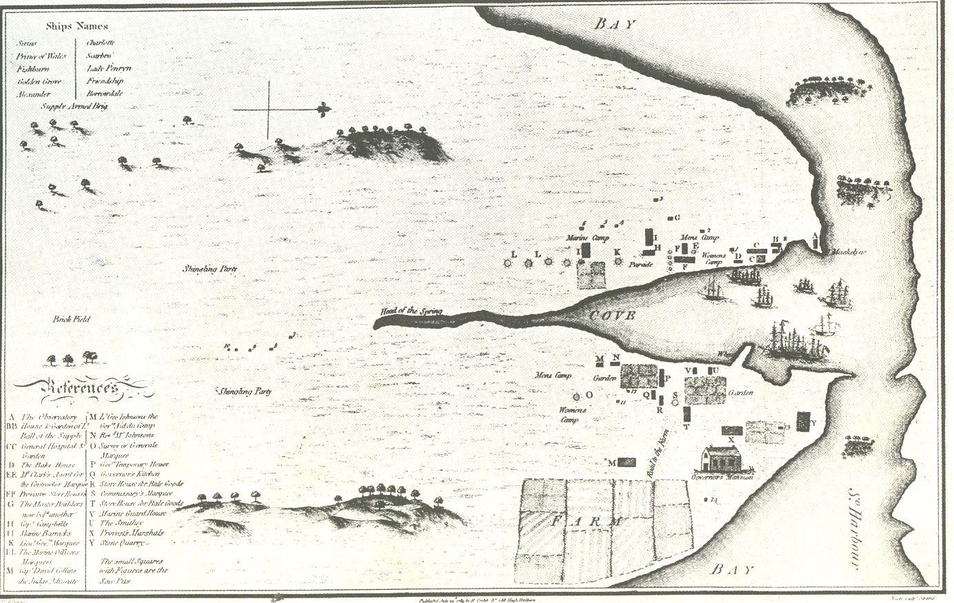 Sydney Cartography - Map of us drawn by australian