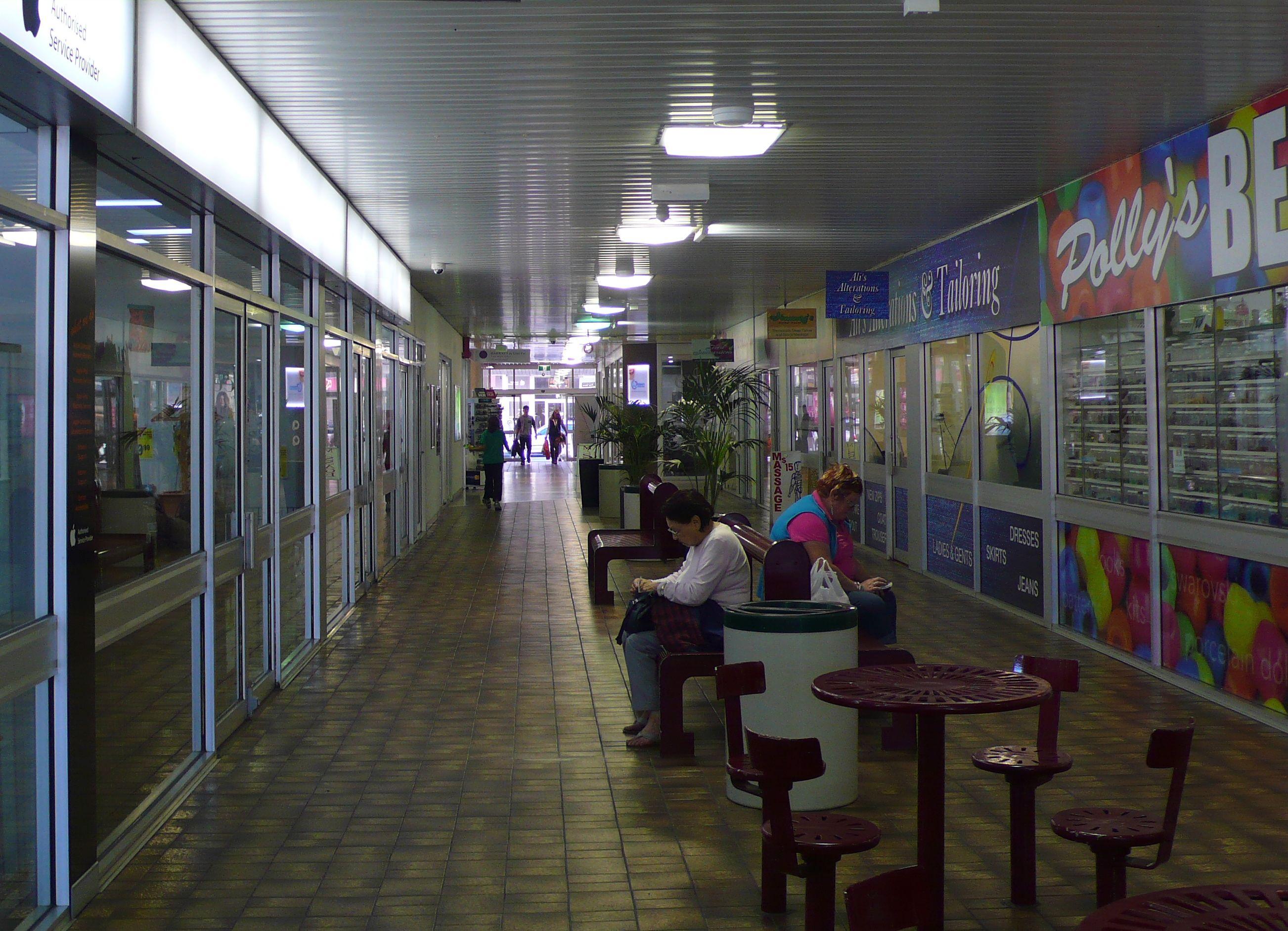 Penrith Arcades Project