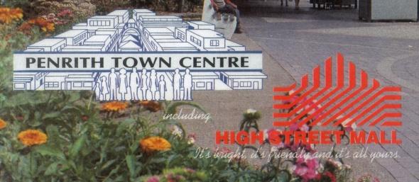 Penrith Town Centre