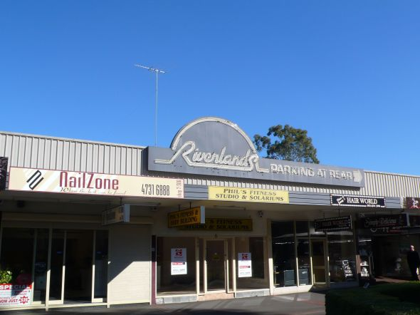 riverlands arcade penrith