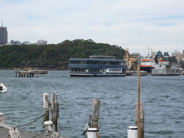 Rose Bay Floating Restaurant