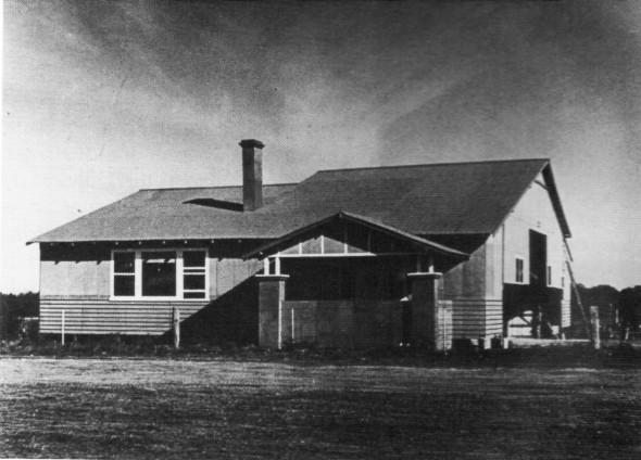 Bankstown Aerodrome Hangar