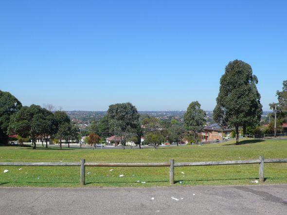Simmat Street Condell Park View