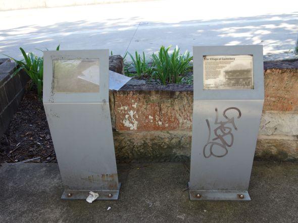 Canterbury Plinths