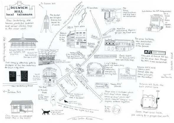 Dulwich Hill Map 4