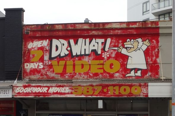 Dr What Sign