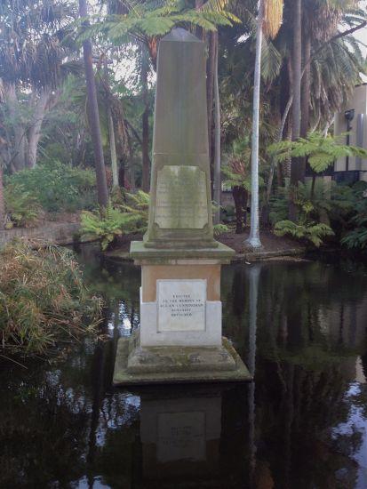 RBG obelisk