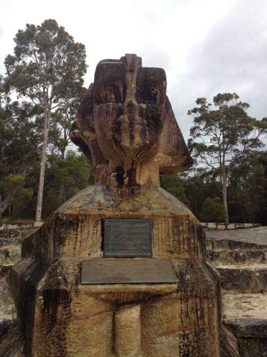 Sphinx Memorial 3