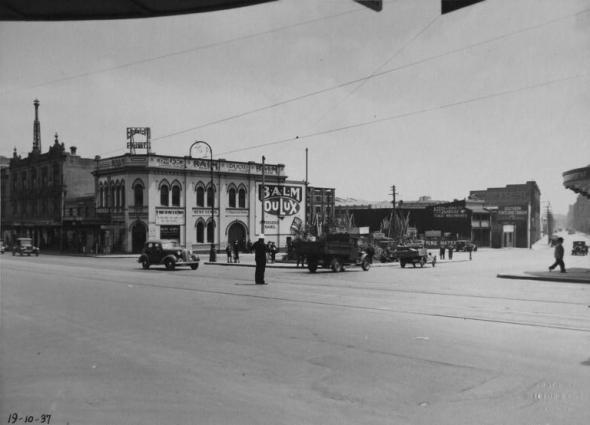 Wattle Street Island 1930s