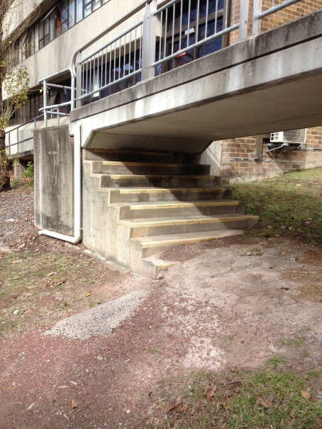Mac Uni Steps to Nowhere