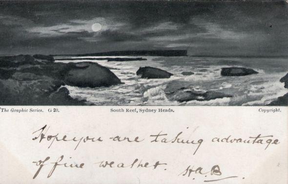 Fine Weather Postcard