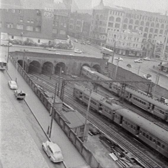 Goulburn Street Railway