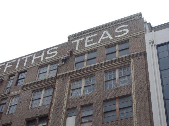 Griffiths Tea Anarchy
