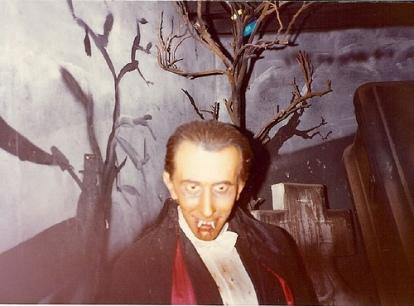 Dracula Waxworks