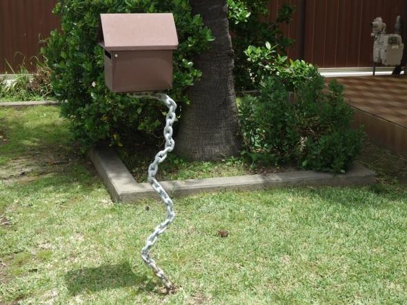 Granville Letterbox