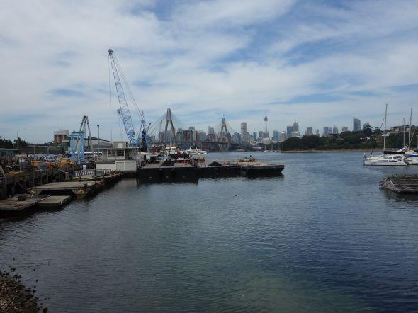 johnstons shipyard