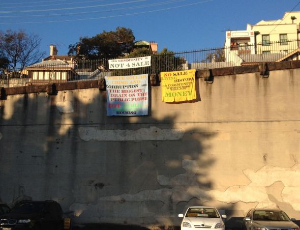 Millers Point Banners 2