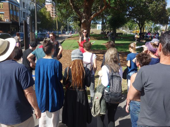 Prince Alfred Park Tour 1