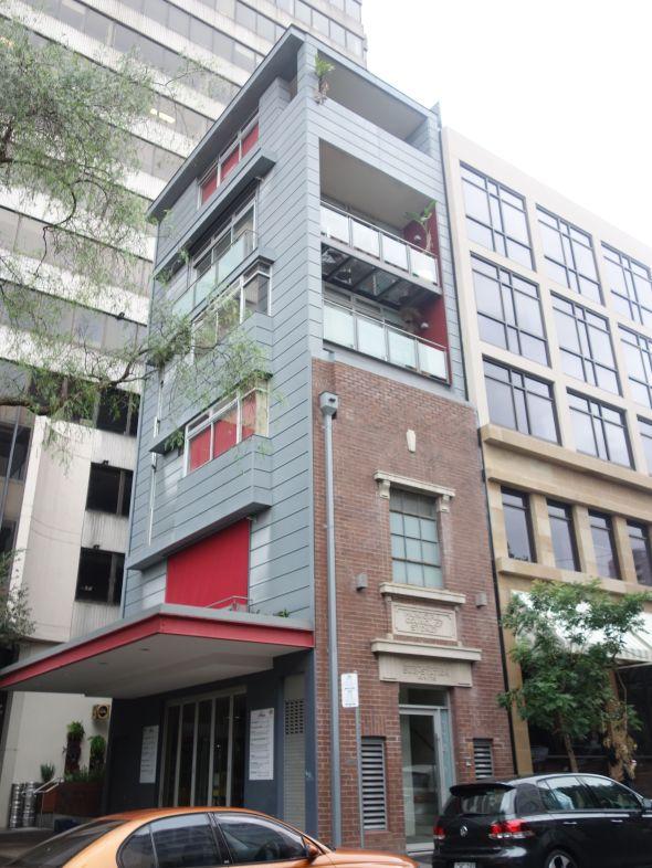 Surry Hills Substation Apartments