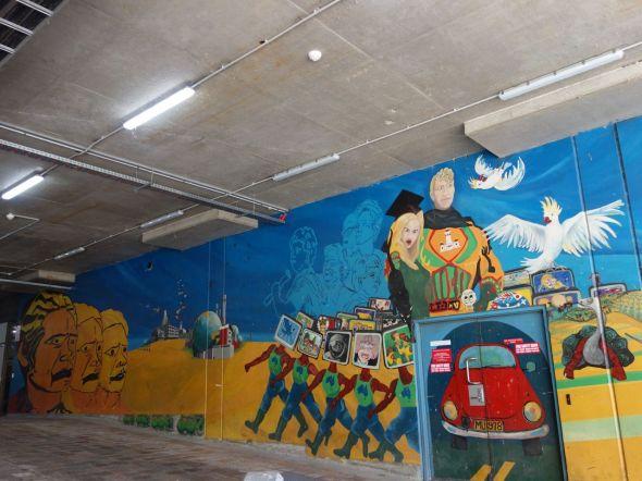 Macquarie Mural 1