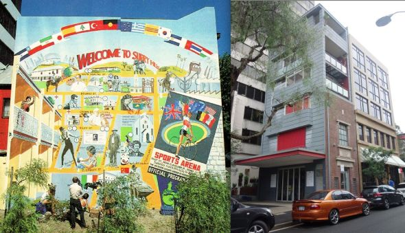 Surry Hills Now and Then