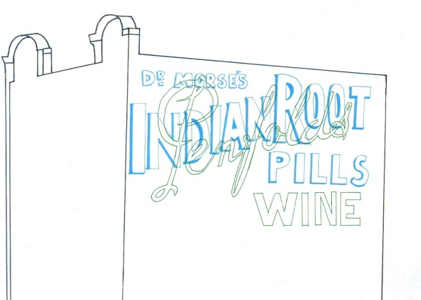 Penfolds and Indian Root Pills
