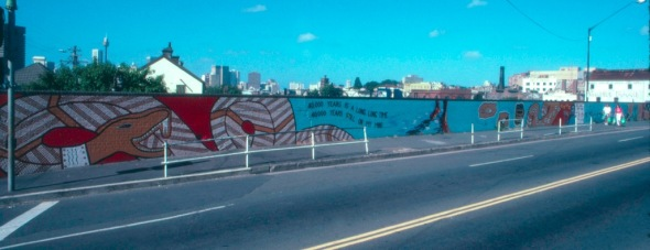Redfern Mural slide