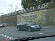 Hardie Tyres, Parramatta Road, Homebush