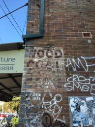 Wood, Coal and Coke, Marrickville