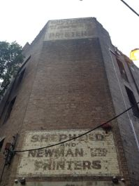 Shepherd and Newman, Printers, Darlinghurst