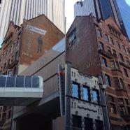 Rex Simpson, Pitt St, Sydney
